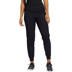 アディダス adidas レディース ゴルフ ジョガーパンツ ボトムス・パンツ Stretch Woven Golf Joggers Black fermart2-store