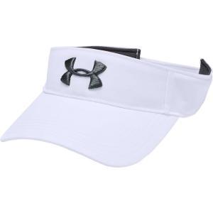 アンダーアーマー Under Armour メンズ サンバイザー 帽子 Core Golf Viso...