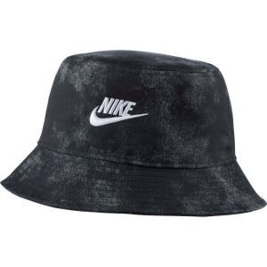 ナイキ Nike メンズ ハット バケットハット 帽子 Sportswear Tie Dye Bucket Hat Black|fermart2-store