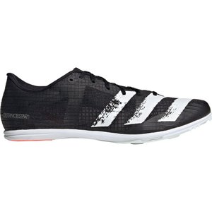 アディダス adidas メンズ 陸上 スパイク シューズ・靴 Distancestar Track and Field Cleats Black/White|fermart2-store