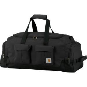 カーハート Carhartt ユニセックス ボストンバッグ・ダッフルバッグ バッグ Legacy 25'' Utility Duffel Black|fermart2-store