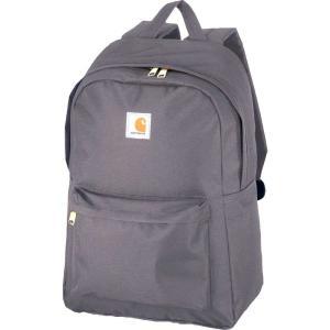 カーハート Carhartt ユニセックス バックパック・リュック バッグ Trade Series Backpack Grey|fermart2-store