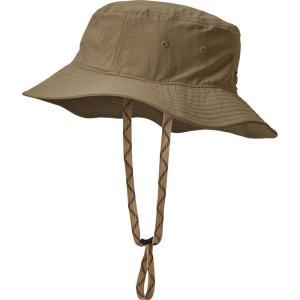 パタゴニア Patagonia メンズ 帽子 Mickledore Hat Ash Tan|fermart2-store