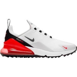 ナイキ Nike メンズ ゴルフ エアマックス 270 シューズ・靴 Air Max 270 G Golf Shoes White/Hot Punch|fermart2-store