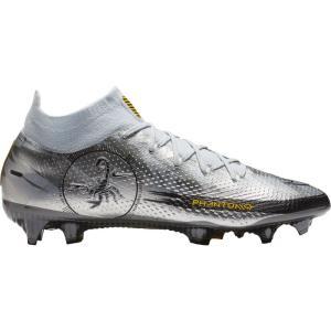 ナイキ Nike メンズ サッカー スパイク シューズ・靴 Phantom GT Elite Dynamic Fit SE FG Soccer Cleats Silver/Black|fermart2-store