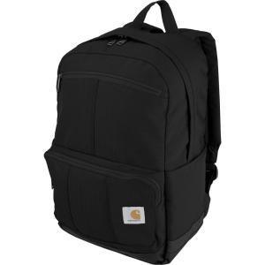 カーハート Carhartt ユニセックス バックパック・リュック バッグ D89 Backpack Black|fermart2-store