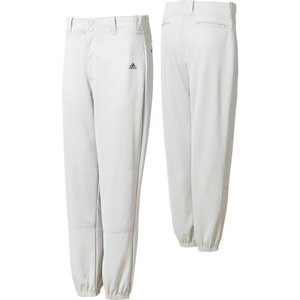 アディダス adidas メンズ 野球 ボトムス・パンツ Incite Closed Bottom Baseball Pants White|fermart2-store
