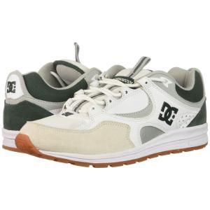 ディーシー DC メンズ スニーカー シューズ・靴 Kalis White/Grey/Grey|fermart2-store