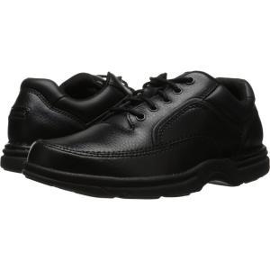 ロックポート メンズ 革靴・ビジネスシューズ シューズ・靴 Eureka Black Leather|fermart2-store