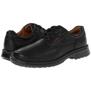 エコー ECCO メンズ 革靴・ビジネスシューズ シューズ・靴 Fusion Moc Tie Black Leather fermart2-store