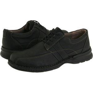 クラークス Clarks メンズ 革靴・ビジネスシューズ シューズ・靴 Espace Black Oily Leather|fermart2-store