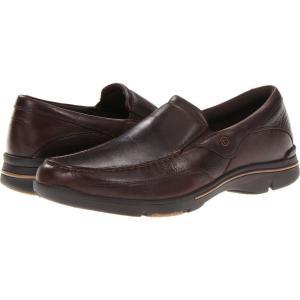 ロックポート メンズ 革靴・ビジネスシューズ シューズ・靴 Eberdon Dark Brown Leather|fermart2-store
