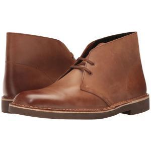 クラークス メンズ ブーツ シューズ・靴 Bushacre 2 Dark Tan|fermart2-store