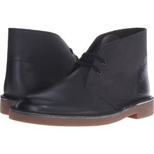 クラークス Clarks メンズ ブーツ シューズ・靴 Bushacre 2 Black Leather|fermart2-store