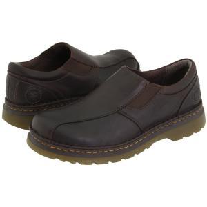 ドクターマーチン Dr. Martens メンズ ローファー シューズ・靴 Tevin Dark Brown Overdrive|fermart2-store