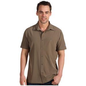 キュール KUHL メンズ シャツ トップス Renegade Shirt Khaki|fermart2-store