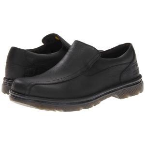 ドクターマーチン Dr. Martens メンズ ローファー シューズ・靴 Norfolk Black Bear Track|fermart2-store