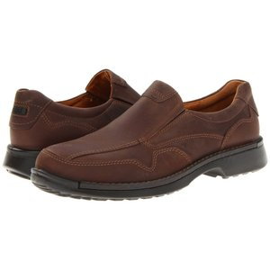 エコー ECCO メンズ スリッポン・フラット シューズ・靴 Fusion Casual Slip On Cocoa Brown Oil Nubuck fermart2-store