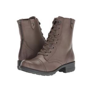 ロックポート Rockport Cobb Hill Collection レディース ブーツ シューズ・靴 Cobb Hill Bethany Grey Leather|fermart2-store