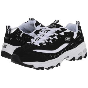 スケッチャーズ レディース スニーカー シューズ・靴 Extreme Black/White|fermart2-store