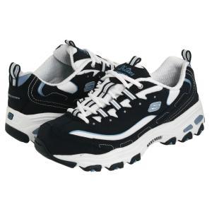 スケッチャーズ レディース スニーカー シューズ・靴 Extreme Navy/White|fermart2-store