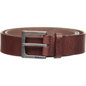 ティンバーランド Timberland メンズ ベルト Classic Jean Belt Brown|fermart2-store