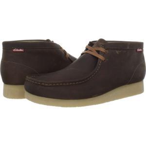 クラークス メンズ ブーツ シューズ・靴 Stinson Hi Beeswax|fermart2-store
