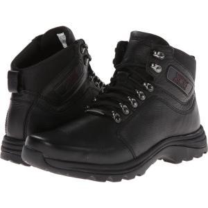 ロックポート メンズ ブーツ シューズ・靴 Elkhart Black/Black Mesh|fermart2-store