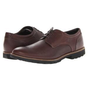 ロックポート Rockport メンズ 革靴・ビジネスシューズ シューズ・靴 Colben Plain Toe Oxford Chocolate Brown|fermart2-store