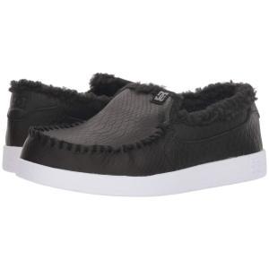 ディーシー DC メンズ スニーカー シューズ・靴 Villain WNT Black/Black/White|fermart2-store
