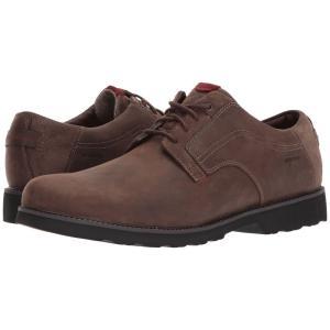 ダナム Dunham メンズ 革靴・ビジネスシューズ シューズ・靴 REVdusk Waterproof Brown fermart2-store