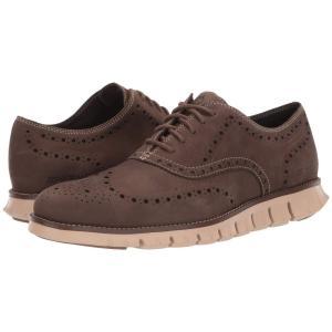 コールハーン Cole Haan メンズ 革靴・ビジネスシューズ シューズ・靴 Zerogrand Wing Ox Sapor Nubuck/Sesame|fermart2-store