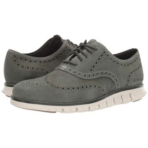 コールハーン Cole Haan メンズ 革靴・ビジネスシューズ シューズ・靴 Zerogrand Wing Ox Duffel Bag Nubuck/Pumice Stone|fermart2-store