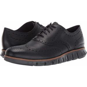 コールハーン Cole Haan メンズ 革靴・ビジネスシューズ シューズ・靴 Zerogrand Wing Ox Marine Blue Pebbled Leather/Magnet|fermart2-store