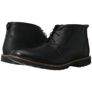 ロックポート Rockport メンズ シューズ・靴 ブーツ Charson Black