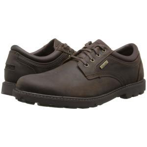 ロックポート Rockport メンズ 革靴・ビジネスシューズ シューズ・靴 Storm Surge Water Proof Plain Toe Oxford Tan|fermart2-store