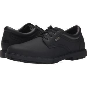ロックポート Rockport メンズ 革靴・ビジネスシューズ シューズ・靴 Storm Surge Water Proof Plain Toe Oxford Black|fermart2-store