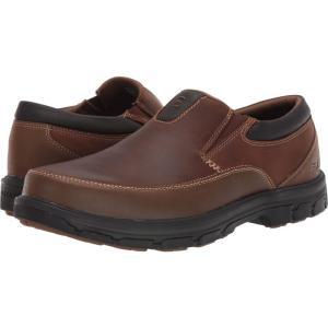 スケッチャーズ メンズ 革靴・ビジネスシューズ シューズ・靴 Segment The Search Dark Brown|fermart2-store