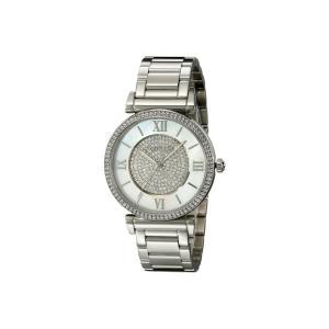 マイケル コース Michael Kors レディース 腕時計 MK3355 - Catlin Stainless|fermart2-store