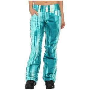 アンダーアーマー レディース ボトムス・パンツ スキー・スノーボード UA CGI Quean Pant Emerald Sari fermart2-store