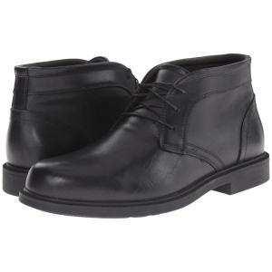 ダナム Dunham メンズ ブーツ シューズ・靴 Johnson Chukka Waterproof Black fermart2-store