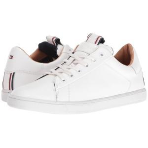 トミー ヒルフィガー メンズ スニーカー シューズ・靴 Russ2 White|fermart2-store
