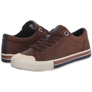 トミー ヒルフィガー メンズ スニーカー シューズ・靴 Reno 2 Cognac|fermart2-store