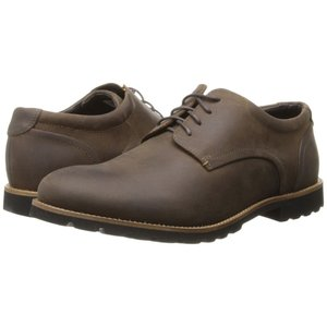 ロックポート Rockport メンズ 革靴・ビジネスシューズ シューズ・靴 Sharp & Ready Colben Brown Oiled Leather|fermart2-store