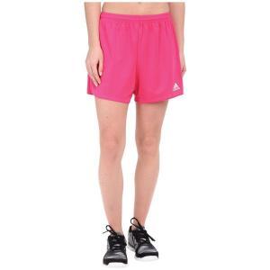 アディダス レディース ショートパンツ ボトムス・パンツ Parma 16 Shorts Shock Pink/White|fermart2-store