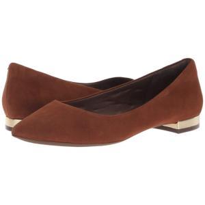 ロックポート Rockport レディース スリッポン・フラット シューズ・靴 Total Motion Adelyn Ballet Almond Suede|fermart2-store