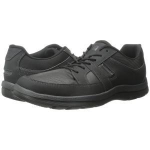 ロックポート メンズ スニーカー シューズ・靴 Get Your Kicks Blucher Black|fermart2-store
