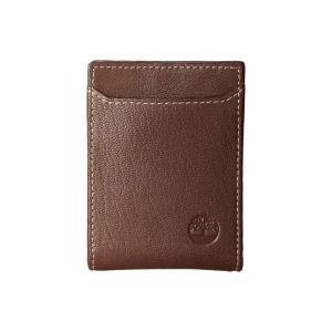 ティンバーランド メンズ 財布 Blix Flip Clip Brown|fermart2-store