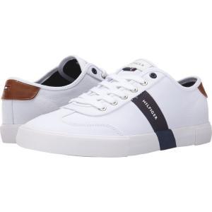 トミー ヒルフィガー メンズ スニーカー シューズ・靴 Pandora White|fermart2-store