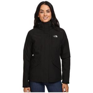 ザ ノースフェイス レディース ダウンジャケット アウター Boundary Triclimate Jacket TNF Black (Prior Season)|fermart2-store
